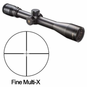 Bushnell 652164M, Elite 6500, 2.5-16x 42mm, Full Multi-Coated Optics, Waterproof, Matte Finish, Fine Multi-X Reticle