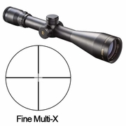 Bushnell 652165M, Elite 6500, 2.5-16x 50mm, Full Multi-Coated Optics, Waterproof, Matte Finish, Fine Multi-X Reticle