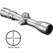 Bushnell EH2632S, Elite Handgun Scope, 2-6x 32mm, Multi-X Reticle, Silver Finish