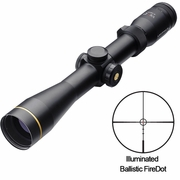 Leupold 111240, VX-R Riflescope, 4-12x40mm, Ballistic FireDot Illuminated Reticle