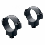 Leupold 118285 Quick Release Rings, 34mm, High, Matte Finish