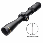 Leupold 119412, VX-R Riflescope, 4-12x40mm, Multi-Dot FireDot LRV Reticle