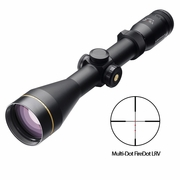Leupold 119413, VX-R Riflescope, 4-12x50mm, Multi-Dot FireDot LRV Reticle