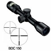 Nikon 16314 P-Rimfire Scope, 2-7x32mm, BDC 150 Reticle, Matte Finish