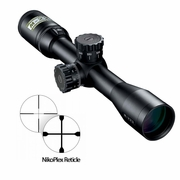Nikon 16302 M223 Riflescope for AR Rifles, 2-8x32mm, Nikoplex Reticle