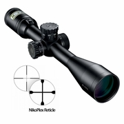 Nikon 16304, M223 Riflescope, 3-12x42mm, Matte Finish, Side Focus Nikoplex Reticle