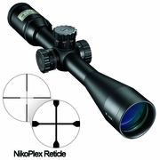 Nikon 16462, M-308 Riflescope, 4-16x 42mm, NikonPlex Reticle, Side Focus, Matte Finish