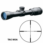 Redfield 118450 Battlezone TAC .22 Scope, 2-7x34mm, TAC MOA Reticle, Matte Finish