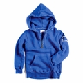 Appaman Half Zip Hoodie in Strong Blue - last one size 2T!