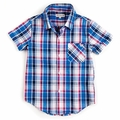 Appaman Tilden Shirt in Pacific Blue - size 2T & 3T left!