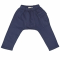 Go Gently Baby Organic French Terry Cargo Pant in Navy - size 2T & 4T left!