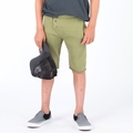 Go Gently Baby Organic Long John Short in Olive - Coming soon!