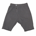 Go Gently Baby Organic Long John Short in Slate - Coming soon!