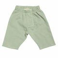 Go Gently Baby Organic Trouser Short in Sage