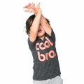 Joah Love Cool Bro Tee in Charcoal - last one size 12!