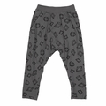 Joah Love Ryder Diamond Unisex Pant in Charcoal - last one size 10 years!