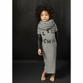 Joah Love Ursula Chic Dress in Heather Gray - size 12 left!