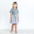 Joah Love Vertical Striped Sunday Dress - Coming soon!