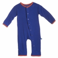 Kickee Pants Coverall in Kite