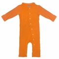 Kickee Pants Coverall in Sunset
