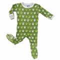 Kickee Pants Footie in Moss Koala