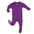 Kickee Pants Footie in Starfish - last one size 4T!