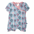 Kickee Pants Ruffle Romper in Girl Baloons - size 12-18M left!