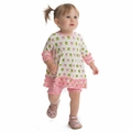 Kickee Pants Short Sleeve Babydoll Set in Natural Koala