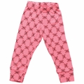 Nununu All Over Skull Leggings in Neon Pink