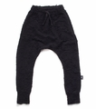 Nununu Deconstructed Baggy Pants in Black - sold out!