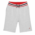 Petit Bateau Big Boy Grey Heavy Fleece Shorts