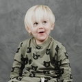 Rylee and Cru Black Bear Sweatshirt
