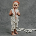 Rylee and Cru Woodland Jumpsuit - last one size 4Y!