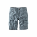 Tea Collection Bali Safari Ripstop Cargo Shorts - size 3 left!