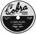 "Cobra ""21 Days in Jail"" (Magic Sam)"