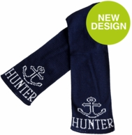 Anchor Personalized Knit Scarf
