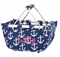 Anchor Personalized Mini Market Tote