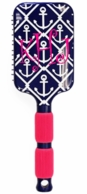 Anchors Monogrammed Paddle Hairbrush