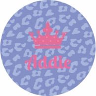 Cheetah Personalized Kids Plate - CHOOSE YOUR DESIGN!