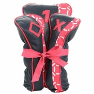Coral Cabana Golf Club Head Covers