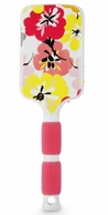 Cotton Blossom Monogrammed Paddle Hair Brush