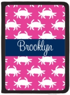 Crabby Personalized iPad AIR Folio Cover - DESIGN YOUR OWN!