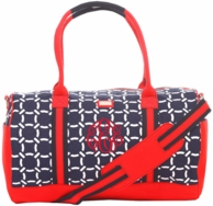 Cru Monogrammed Day Duffel Bag