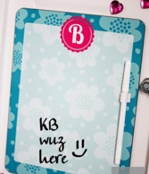 Dry Erase Memo Boards
