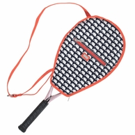 Ellie Monogrammed Tennis Racquet Cover