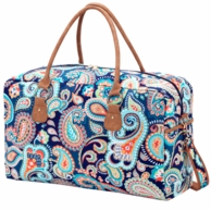 Emerson Paisley Weekender Travel Duffel