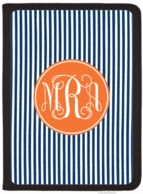 iPad AIR Monogrammed Folio Cover - DESIGN YOUR OWN!