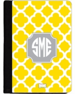 iPad MINI Monogrammed Folio Case - INSTANT PROOF!