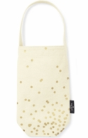 Kate Spade Gold Dots Wine Tote