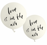 "Kate Spade ""Love Is In The Air"" Balloons Set"